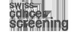 Logo Swiss cancer screening