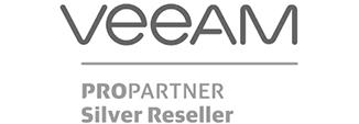 Logo Veeam Pro Partner Silver Reseller