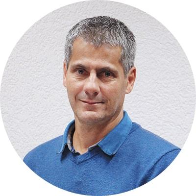 Portrait photo de Jean-Marc